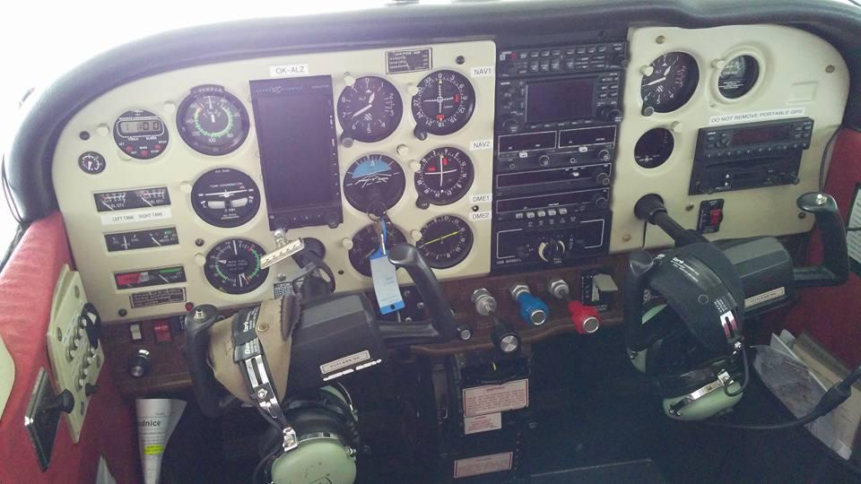 Cessna 172RG | PPL THEORY